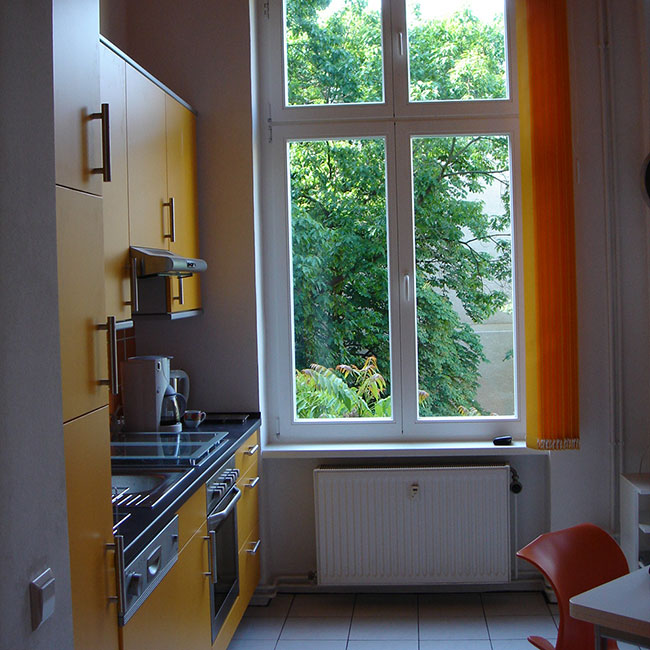 Küche Appartment